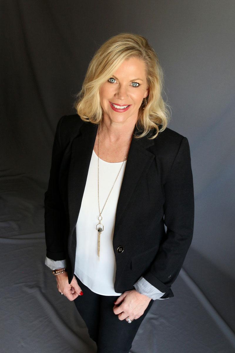 Deborah Young photo - profile photo example