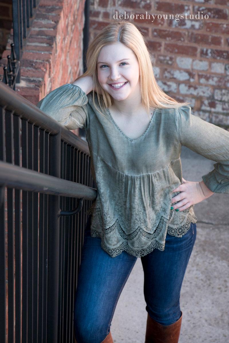 Deborah Young photo - senior photo - female