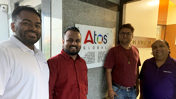 Video Storage Solutions and ATOS Global Agree to Distribution Partnership