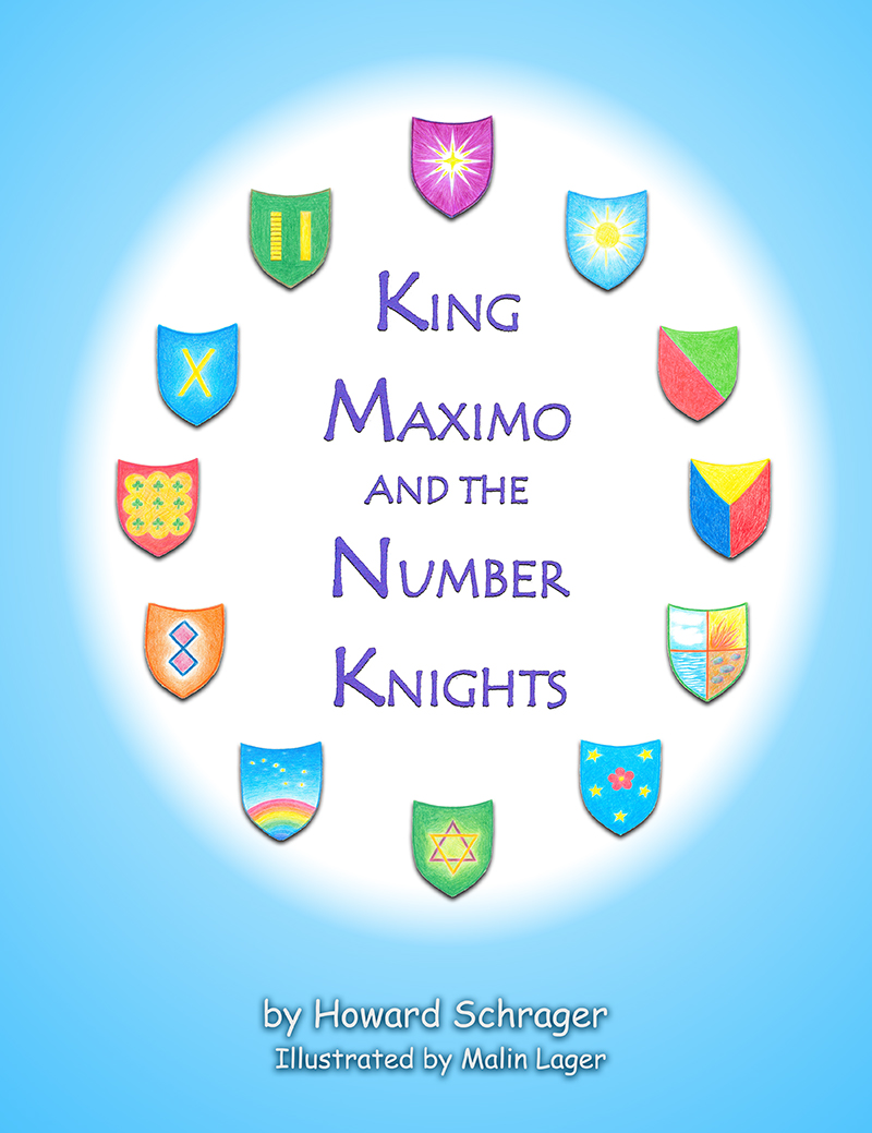 King Maximo and the Number Knights book cover
