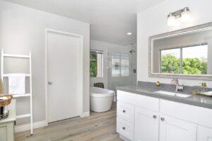 bathroom, remodel, modern