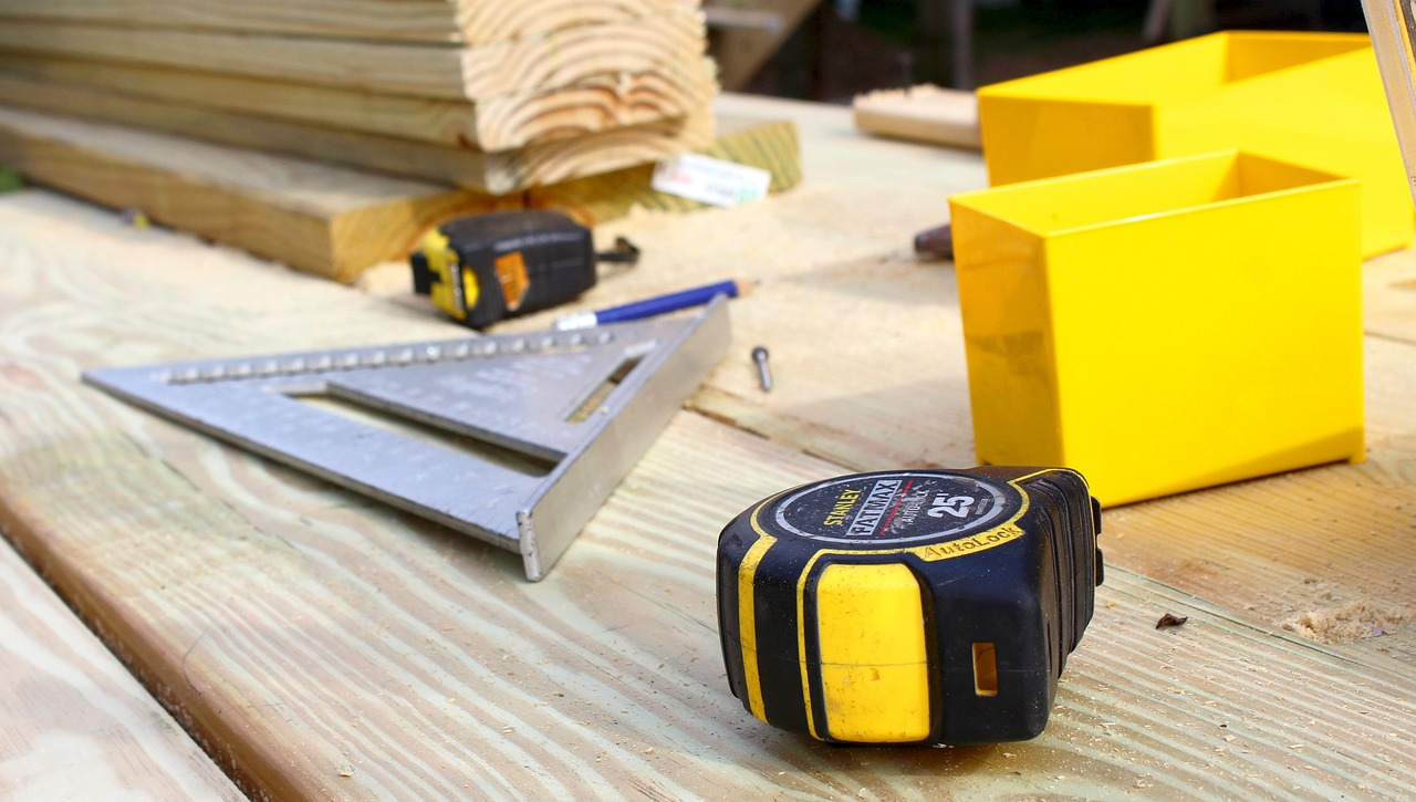 tape measure, construction, carpentry