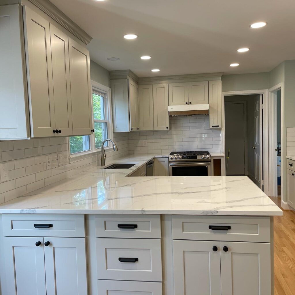 Kitchen remodel-Fairfax