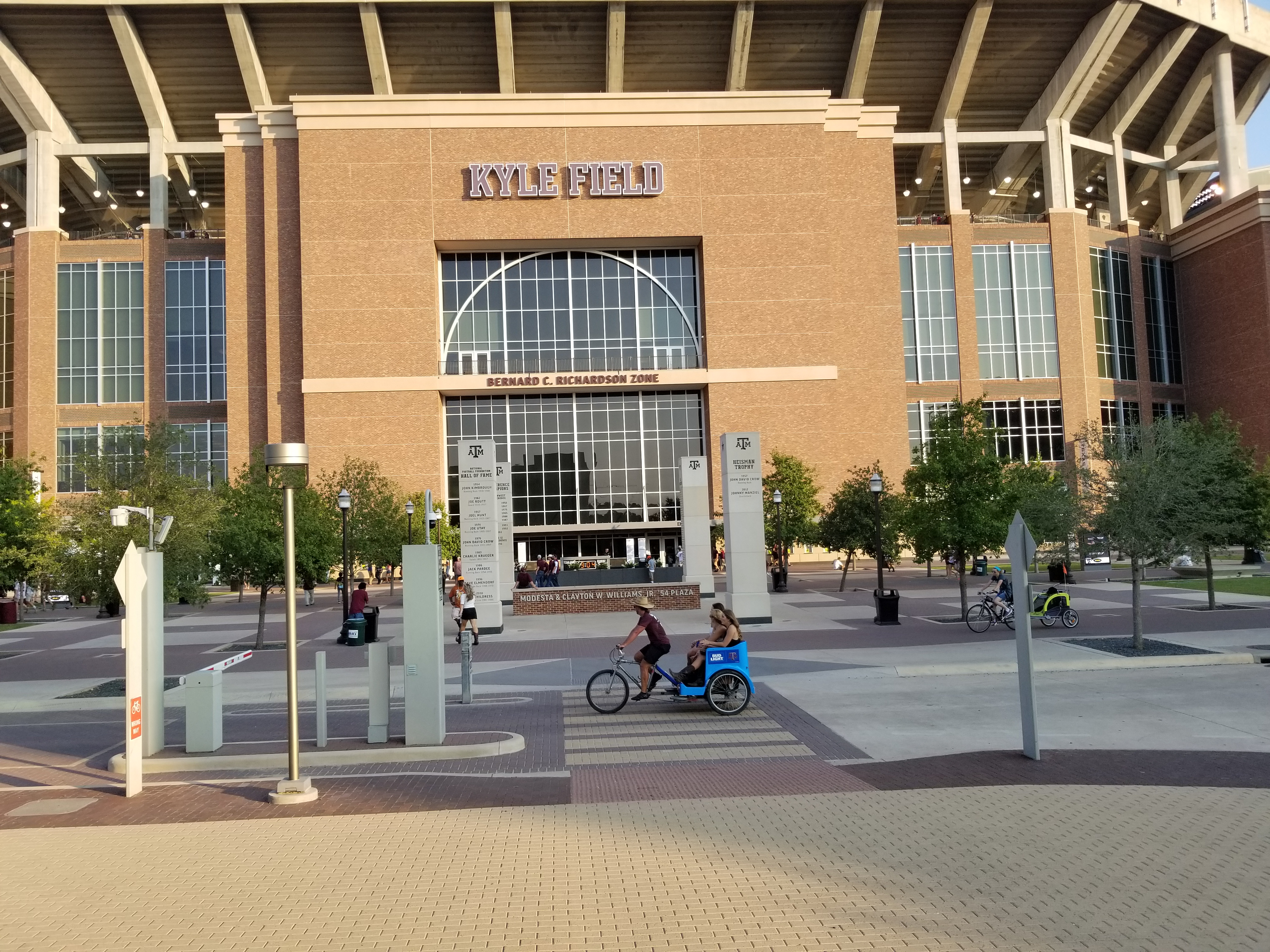 College Station Pedicabs