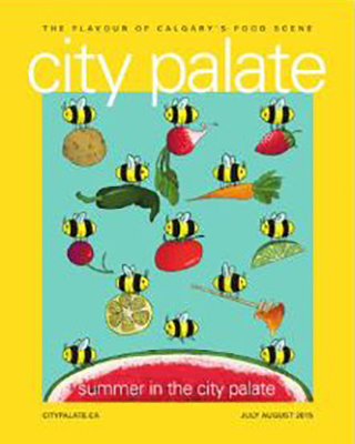 City Palate, guide to the good life in Calgary digital issue 2015 07-08