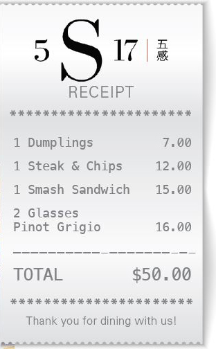 features 2019 01 02 eat well spend less 5s17 receipt