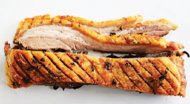 City Palate, guide to the good life in Calgary One Ingredient 2019 01 02 Crispy Pork Belly