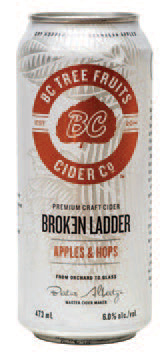 City Palate, guide to the good life in Calgary drink this 2018-07-08 Broken Ladder Apples and Hops