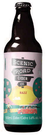 City Palate, guide to the good life in Calgary drink this 2018-07-08 Scenic Road cider