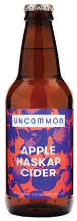 City Palate, guide to the good life in Calgary drink this 2018-07-08 Uncommon Apple Haskap Cider