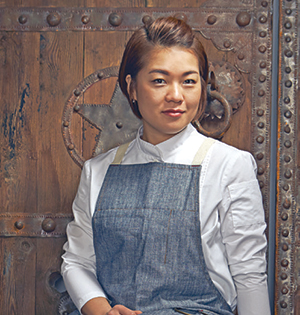 City Palate, guide to the good life in Calgary - feature 2018-01-02 A-ha Moment Chef Jinhee Lee