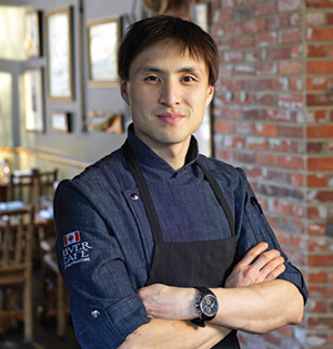 City Palate, guide to the good life in Calgary - feature 2018-01-02 A-ha Moment Chef Matthias Fong