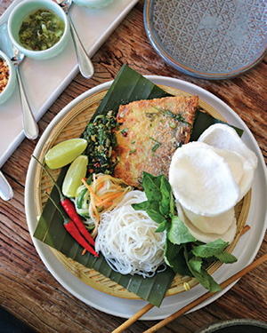 City Palate, guide to the good life in Calgary one ingredient 2018-07-08 Alberta Trout Chả Cá Lã Vọng