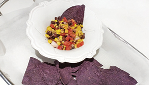 City Palate, guide to the good life in Calgary quick ways with 2018-05-06 Roasted Corn Salsa