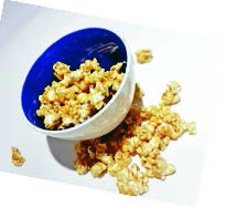 City Palate, guide to the good life in Calgary quick ways with 2018-05-06 Salted Caramel Popcorn