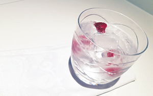 City Palate, guide to the good life in Calgary quick ways with 2018 -07-08 Raspberry and Hendricks Gin