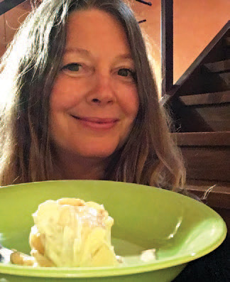 City Palate, guide to the good life in Calgary the sunday project 2018-07-08 Eggs, Karen Ralph profile Image