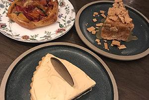 Hawthorn Dining Room Dessert