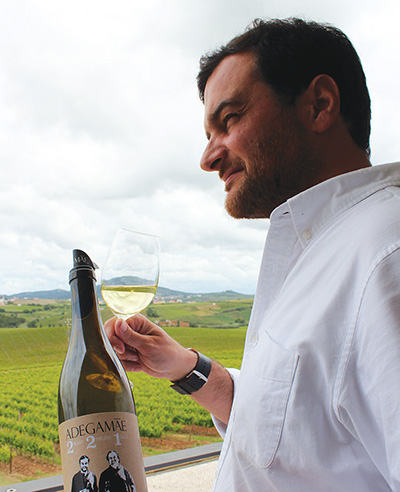 City Palate, guide to the good life in Calgary - feature - portugal - 2019-05-06 - Adegamae winemaker Diogo Lopes