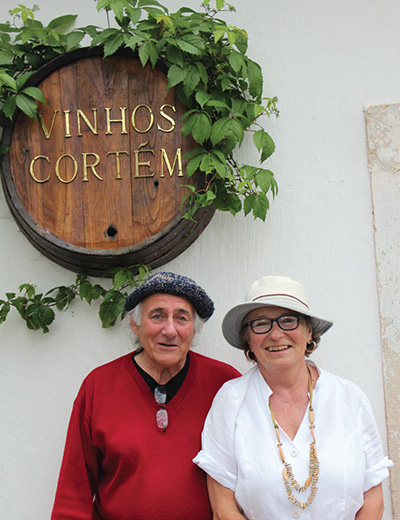 City Palate, guide to the good life in Calgary - feature - portugal - 2019-05-06 - Vinhos Cortém owners, Christopher Price and Helga Wagner