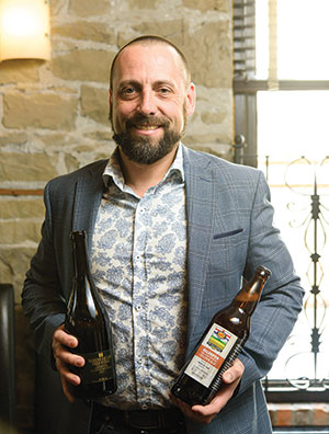 City Palate, guide to the good life in Calgary - feature - 2019-05-06 - iron sommelier - Mike Roberts