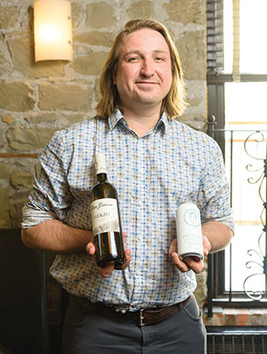 City Palate, guide to the good life in Calgary - feature - 2019-05-06 - iron sommelier - Peter Smolarz