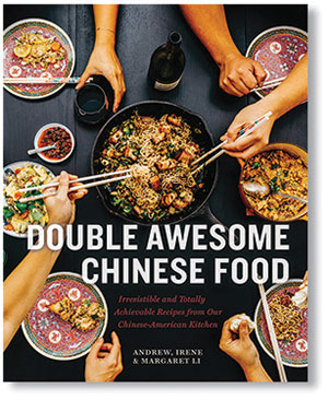 City Palate, guide to the good life in Calgary - word of mouth - 2019-05-06 - Double Awesome Chinese Food by Margaret Li, Andrew Li and Irene Li cover