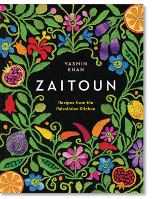 City Palate, guide to the good life in Calgary - word of mouth - 2019-05-06 - Zaitoun by Yasmin Khan cover