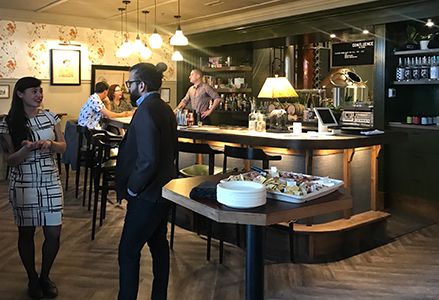 City Palate, guide to the good life in Calgary - drink this: 2019-04-16 Confluence Distillery
