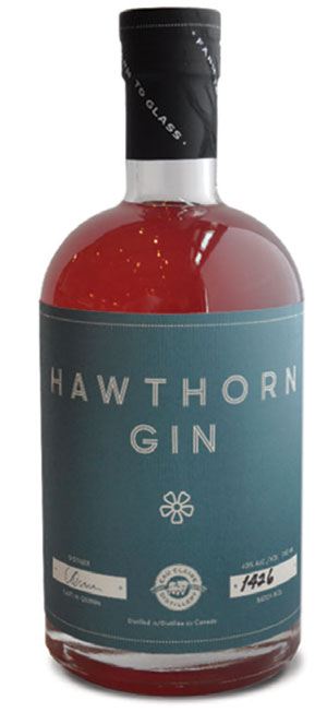 City Palate, guide to the good life in Calgary - drink this - 2018-07-08 - Eau Claire Parlour Gin & limited release Hawthorn Gin