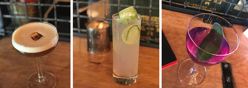 Gimme Shelter – All-day cocktails make for a great summer chill