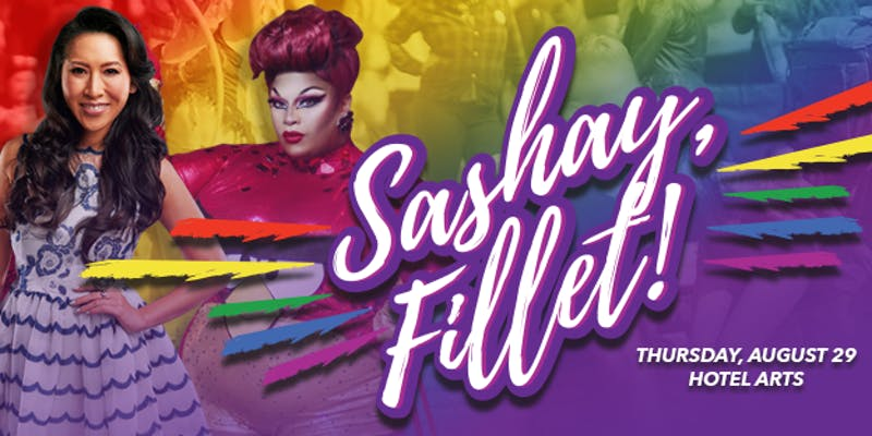 sashay fillet event image
