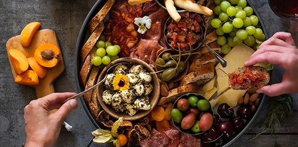Food Photography 101 a Q&A with Sandy Weatherall