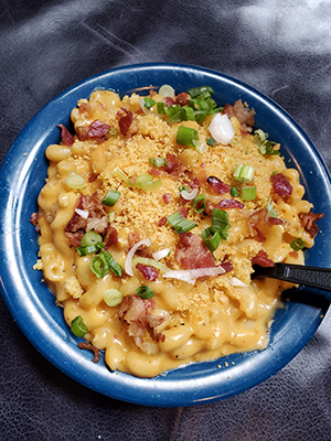 Calgary restaurant Comery Block's mac and cheese