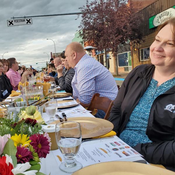 stettler taste of the heartland longtable dinner