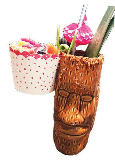 The Hawaiian Tiki Caesar