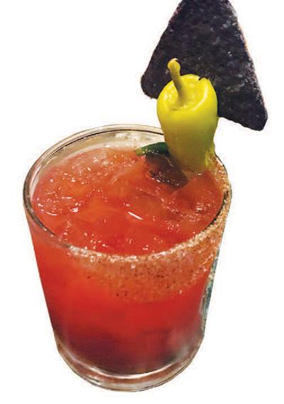 The Smoky SnoDay Caesar