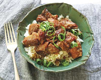 Braised Caramel Pork