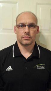 Wade Groenewegen van der Weiden (new soccer coach)