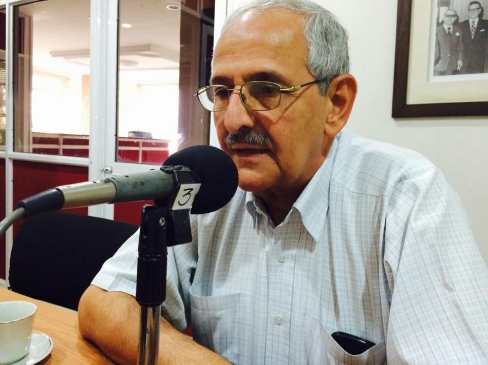 Mario Evan ex alcalde de Barrancabermeja
