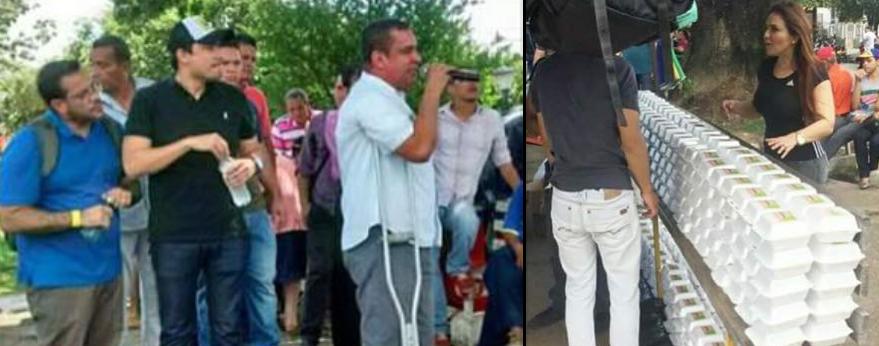 Ciro Fernández, que es 'un servidor público', patrocinaba al grupo de los revocadores.
