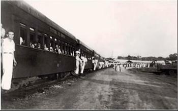 El ferrocarril (foto 1, anónimo)
