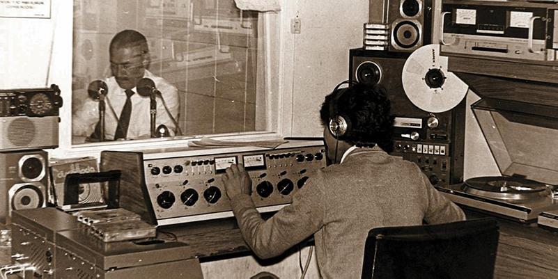 Los 11 mejores narradores de nuestra radiodifusión Por: Édgard Hozzman