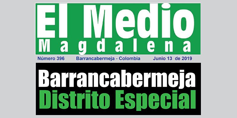 Distrito Especial - Editorial El Medio Magdalena