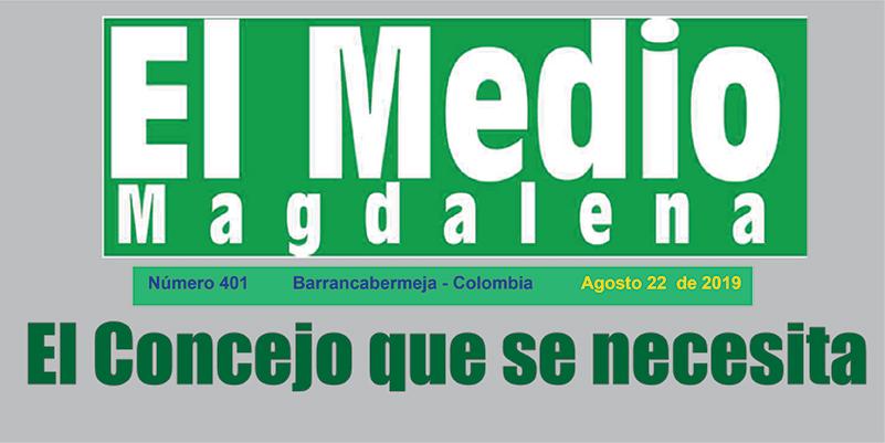 El Concejo que se necesita – Editorial El Medio Magdalena