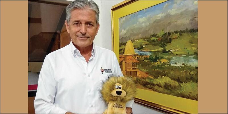 """""""Mi método es la incertidumbre"""": Leónidas Gómez"""