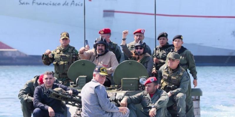 Por pasos contados hacia un conflicto bélico – Por: Juan Manuel López C