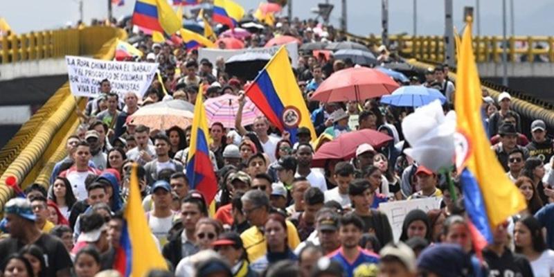La primavera colombiana – Por: Edwin Palma E