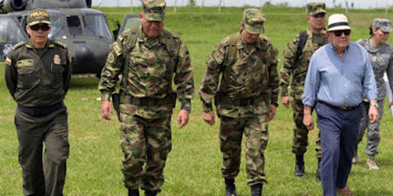 Fuerzas Armadas, ¿cómplices del exterminio? – Por: Jorge Gomez P