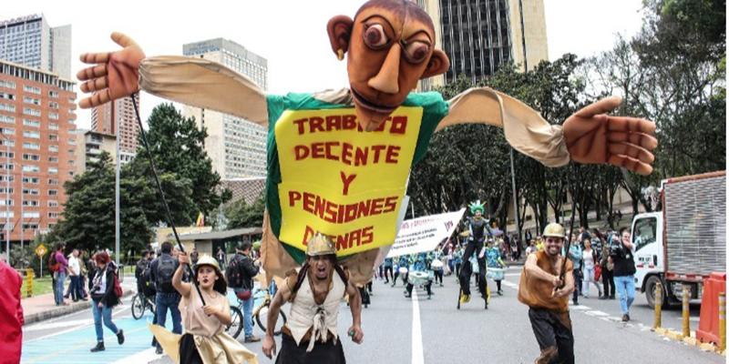 ¿Qué puede suceder en el paro nacional del 21? – Por: Juan Manuel López C